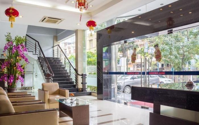 Palace Inn Medan - lobi