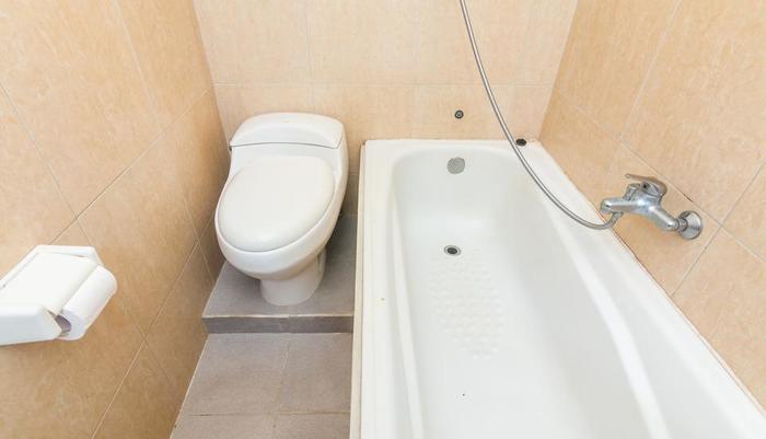 ZenRooms Ubud Sumampan - Kamar mandi