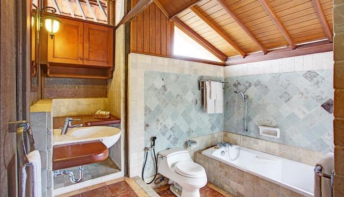 ALINDRA Villa Bali - Ethnic 2
