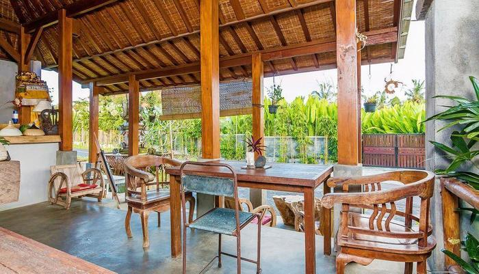 ZenRooms Kedisan Tegal Alang Ubud Villa Bali - Lobi