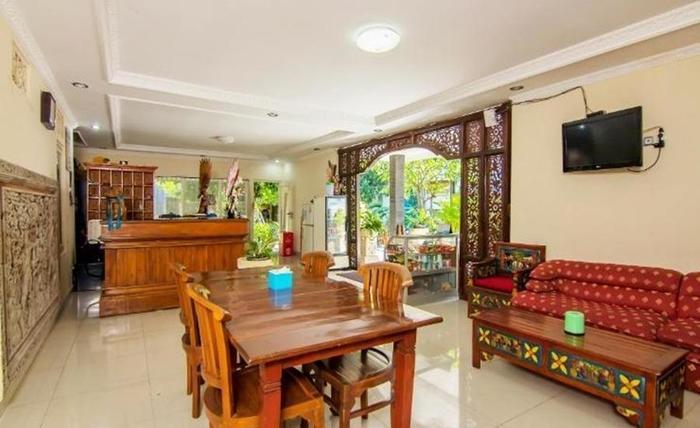 Mahendra Beach Inn Bali - Interior