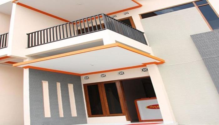 Simply Homy Guest House Ambarukmo 1 Yogyakarta - Tampilan Luar Hotel