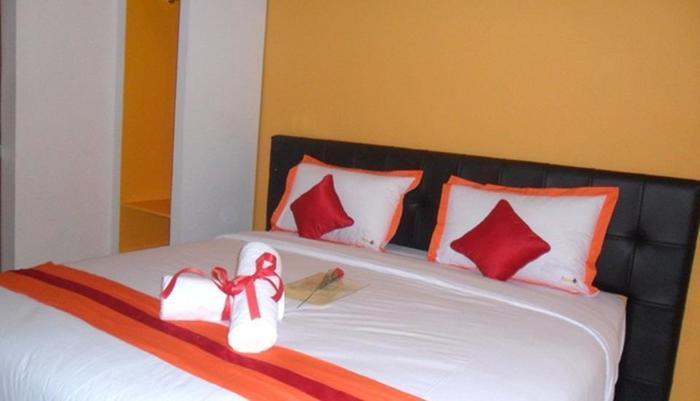 Simply Homy Guest House Ambarukmo 1 Yogyakarta - Kamar tamu