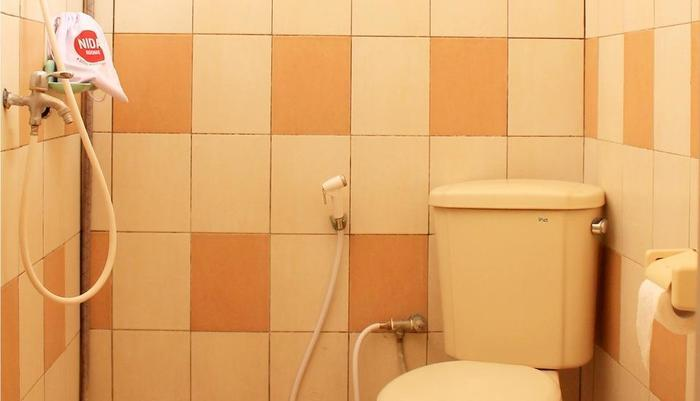 NIDA Rooms Semarang Veteran - Kamar mandi