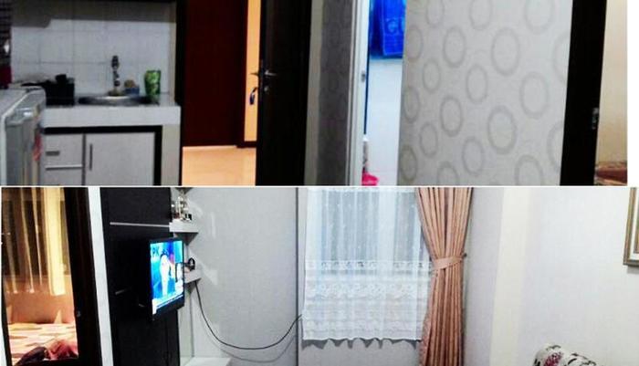 Metro Suite Bandung - Bed Room