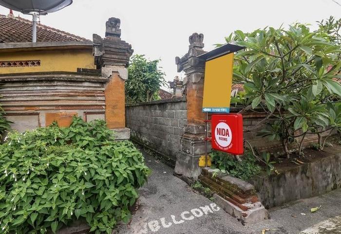 NIDA Rooms Ubud Pengosekan Mas Bali - Penampilan