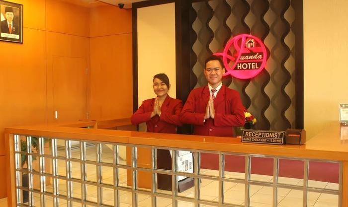 Juanda Hotel Ponorogo - lobby