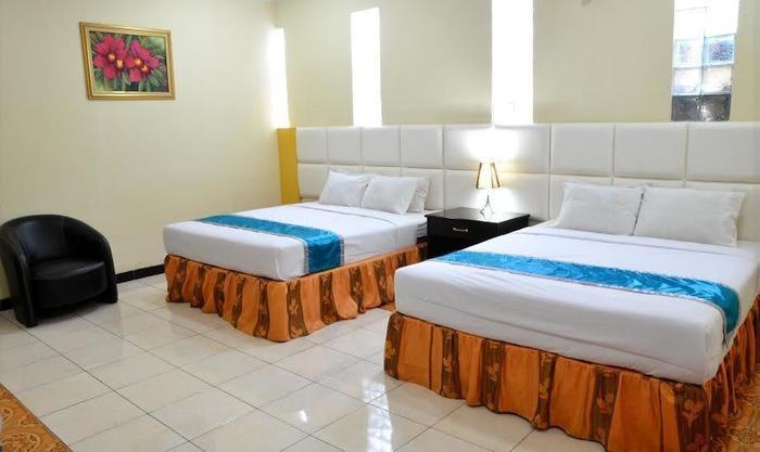 Juanda Hotel Ponorogo - deluxe room