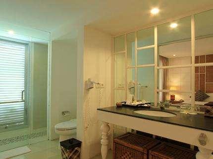 Astana Kunti Seminyak - Kamar mandi