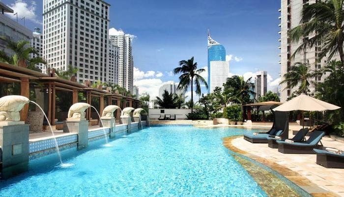 Ayana Midplaza Jakarta - Kolam Renang