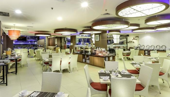 BW Suite Belitung - Restoran