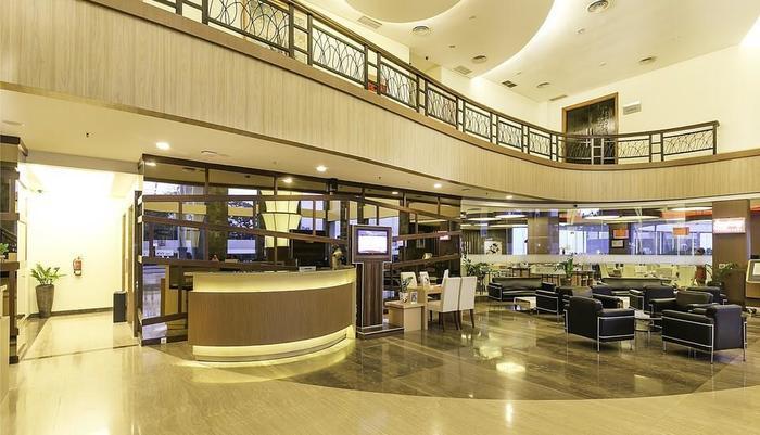 BW Suite Belitung - Lobi