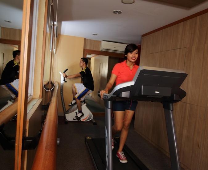 Hom Hotel Tambun - Fitness Center