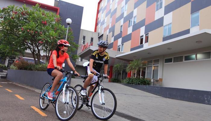 Hom Hotel Tambun - Jogging & Bicycle track