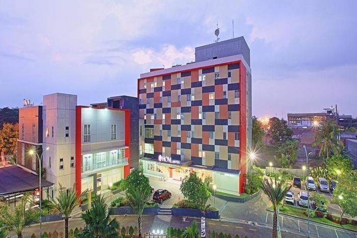 Hom Hotel Tambun - Tampilan Luar Hotel