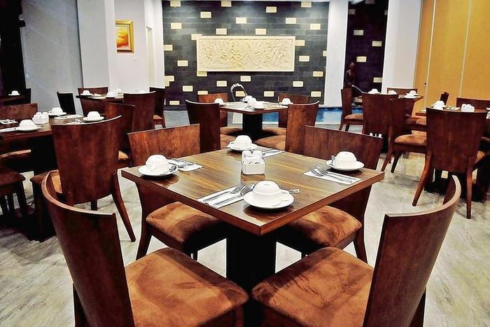 Safin Residence Jakarta - Ruang Makan