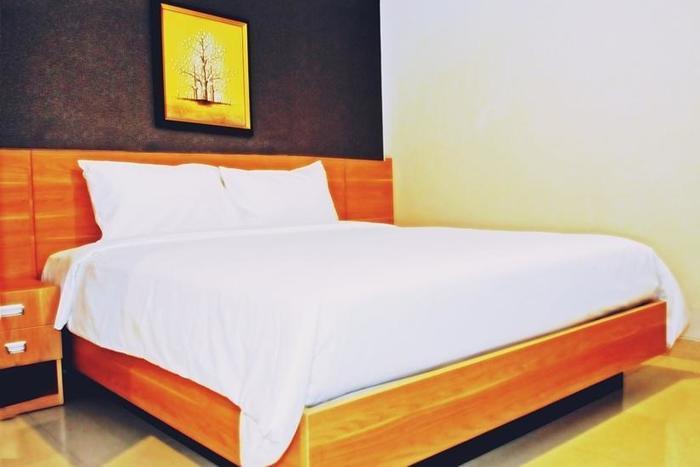 Safin Residence Jakarta - Deluxe Tempat Tidur Double