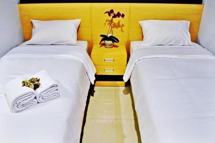 Safin Residence Jakarta - Deluxe Tempat Tidur Twin
