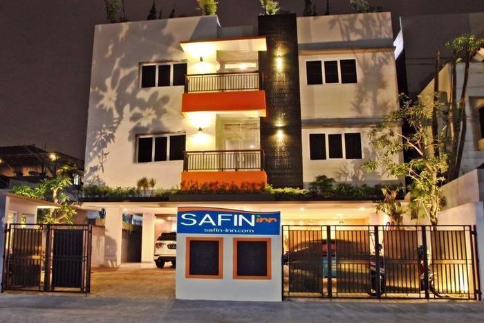 Safin Residence Jakarta - Tampilan Luar Hotel