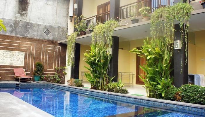 Waringin Homestay Bali - Kolam Renang