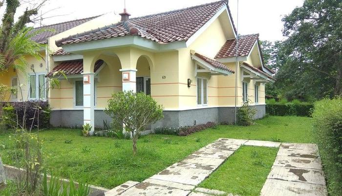 Villa Sasky Ciater Highland Resort Subang - 3 kamar