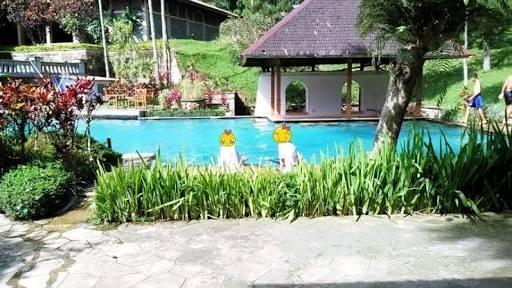 Villa Sasky Ciater Highland Resort Subang - Kolam renang