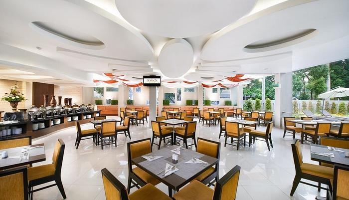 Hotel Horison Malang - Restoran Malabar di lobi lantai
