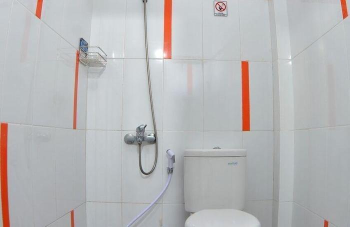 Hotel Ahava Magelang - kamar mandi