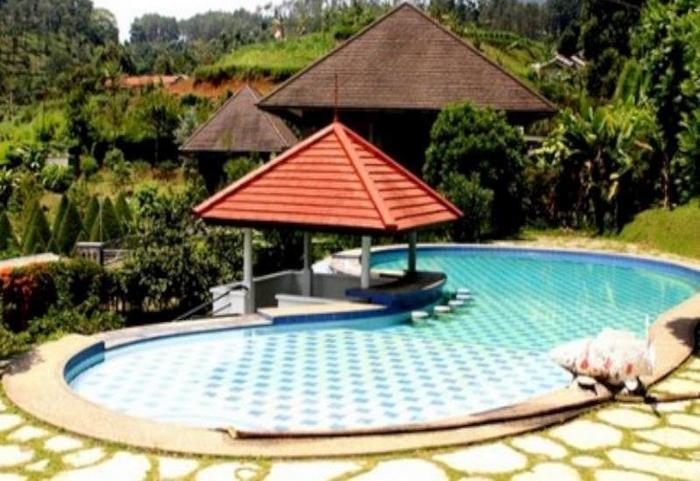 2 Bedroom Private Villa by Villa Istana Bunga Bandung - Swimming Pool