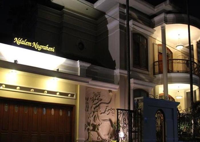 Ndalem Nugraheni Yogyakarta - Eksterior