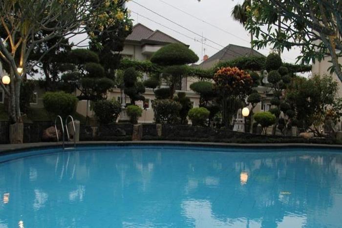 Ndalem Nugraheni Yogyakarta - Kolam Renang