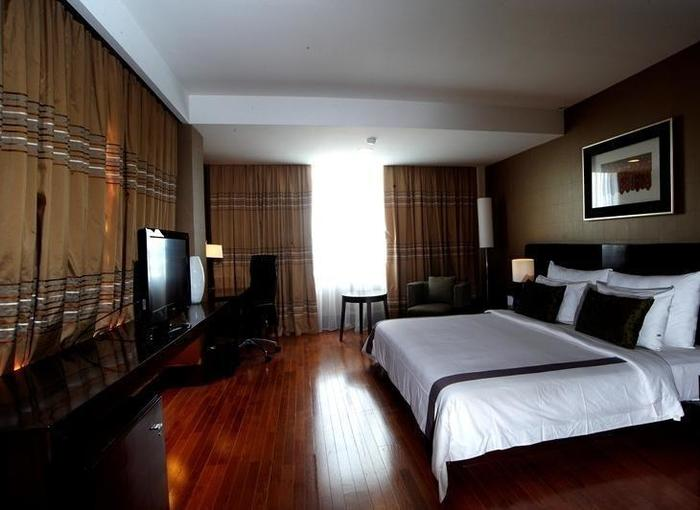 The Arista Hotel Palembang - Kamar tamu