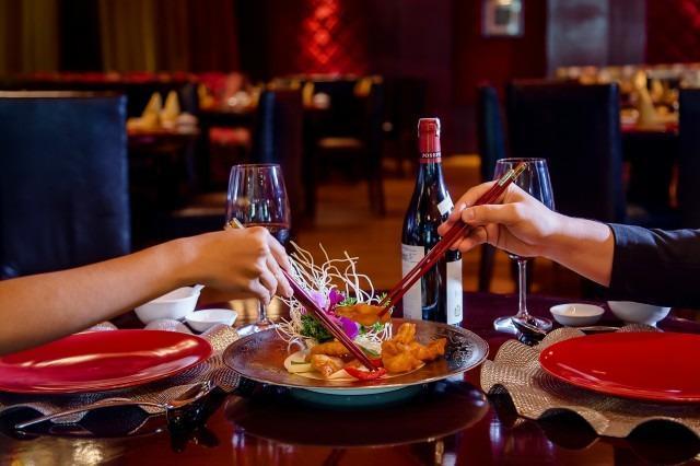 The Arista Hotel Palembang - Golden Abalone Restaurant