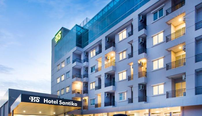 Hotel Santika Mega City Bekasi - Exterior