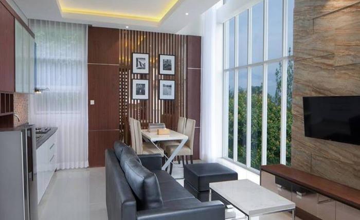 Azcarya Villa Malang - Interior