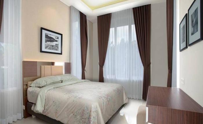 Azcarya Villa Malang - Kamar tamu