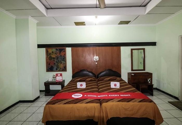 NIDA Rooms South Alun-Alun Kraton 2 Jogja - Kamar tamu