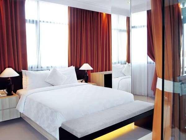 AP Apartment & Suite Bali - Deluxe 2 kamar tidur