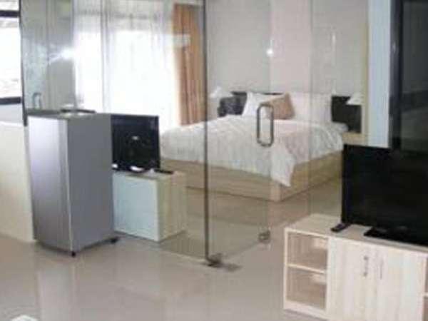 AP Apartment & Suite Bali - Ruang tamu (dua kamar Deluxe)