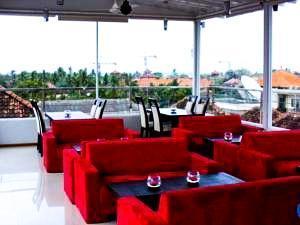 AP Apartment & Suite Bali - Balkon