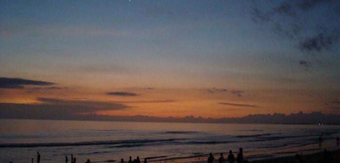 AP Apartment & Suite Bali - Pemandangan Sunset