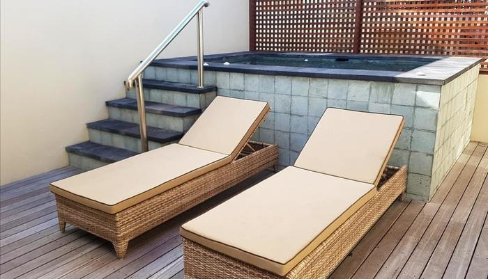AP Apartment & Suite Bali - Jacuzzi Pool