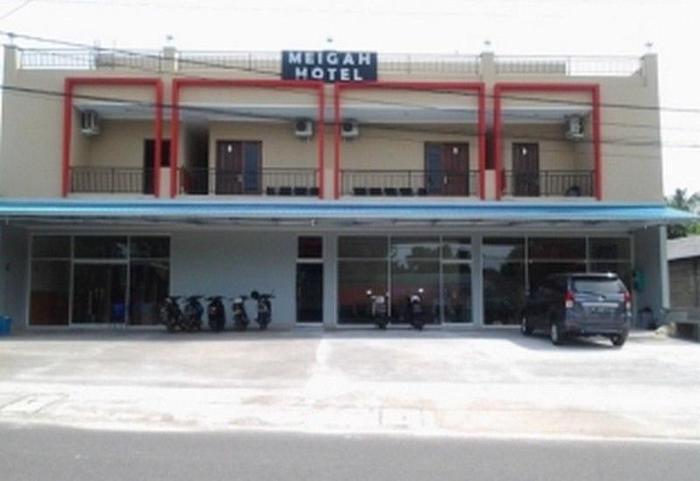 Hotel Meigah Belitung - Eksterior