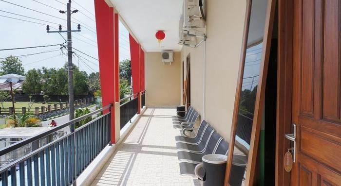 Hotel Meigah Belitung - view