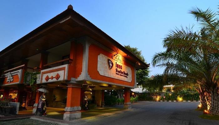 Inna Sindhu Beach Bali - Masuk