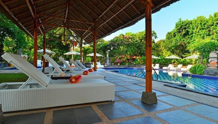 Inna Sindhu Beach Bali - Kolam Renang