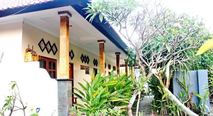 Kenta Homestay Bali - bangunan