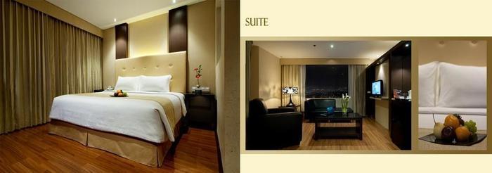 Hotel Aria Gajayana Malang - Suite Room