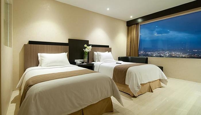 Hotel Aria Gajayana Malang - Deluxe Twin