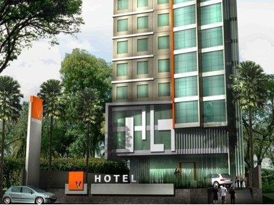 V Hotel Jakarta - (17/Feb/2014)